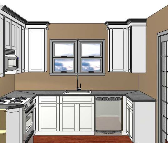 Kitchen Cabinet Uppers: Blind Corner Upper Cabinet Solutions